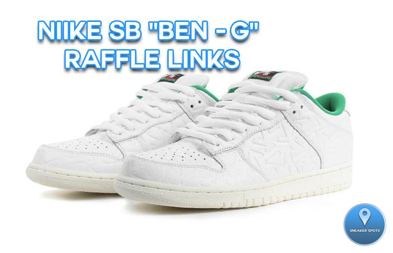 """Nike Sb """"Ben - G"""""""