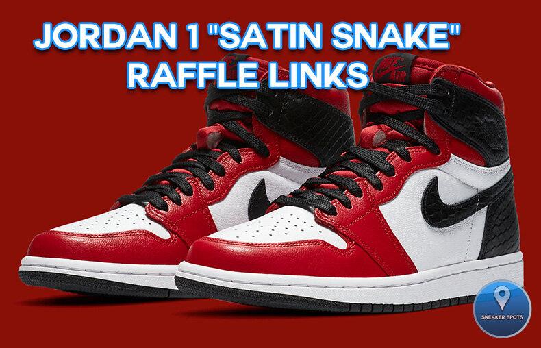 Raffles — Sneaker Spots