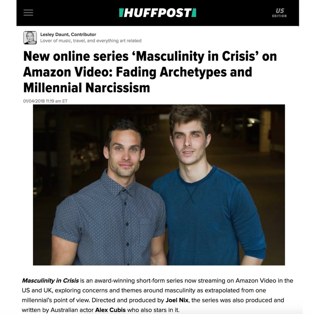 Huffington Post Profile