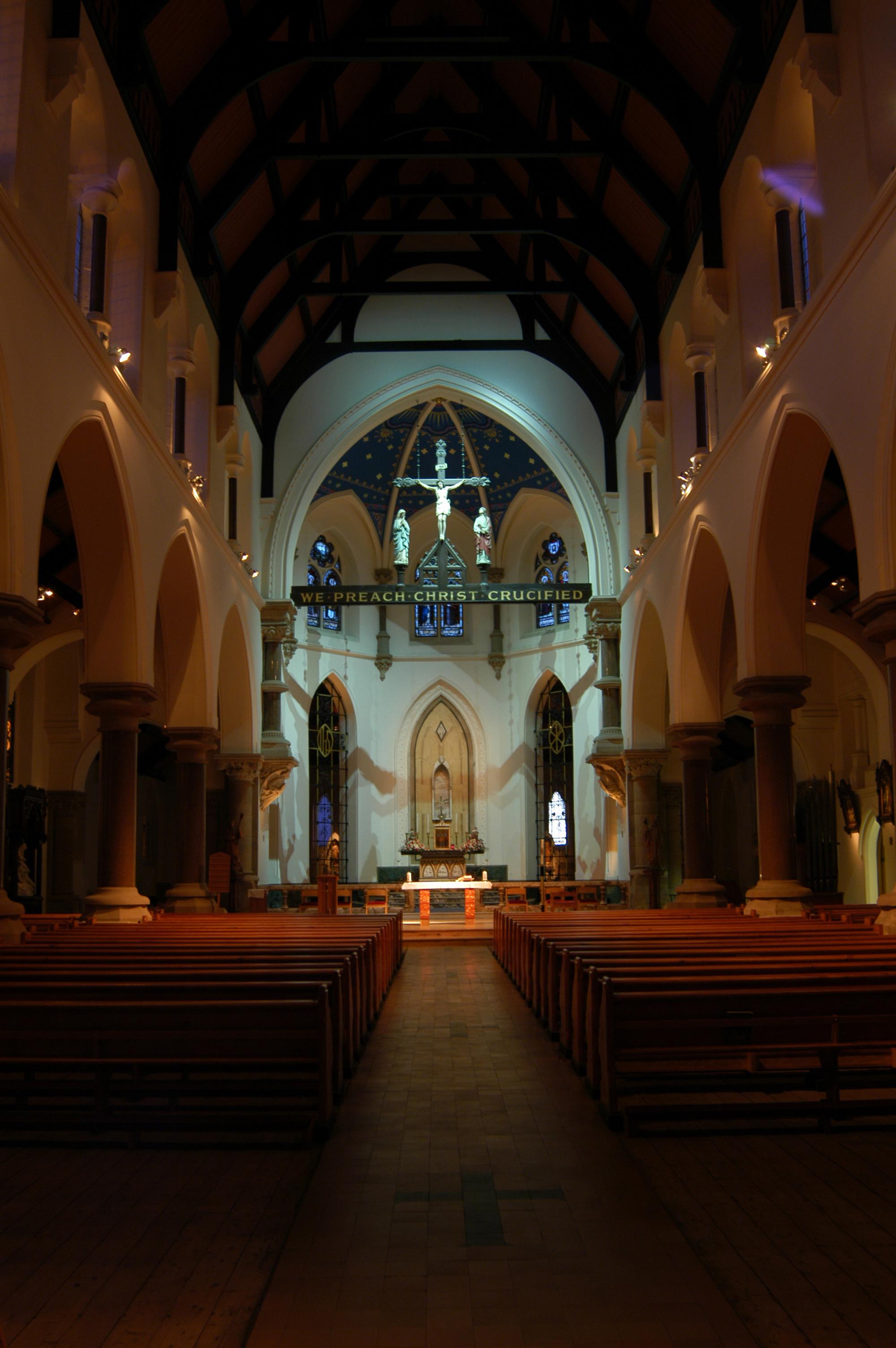 St Mungo's Church