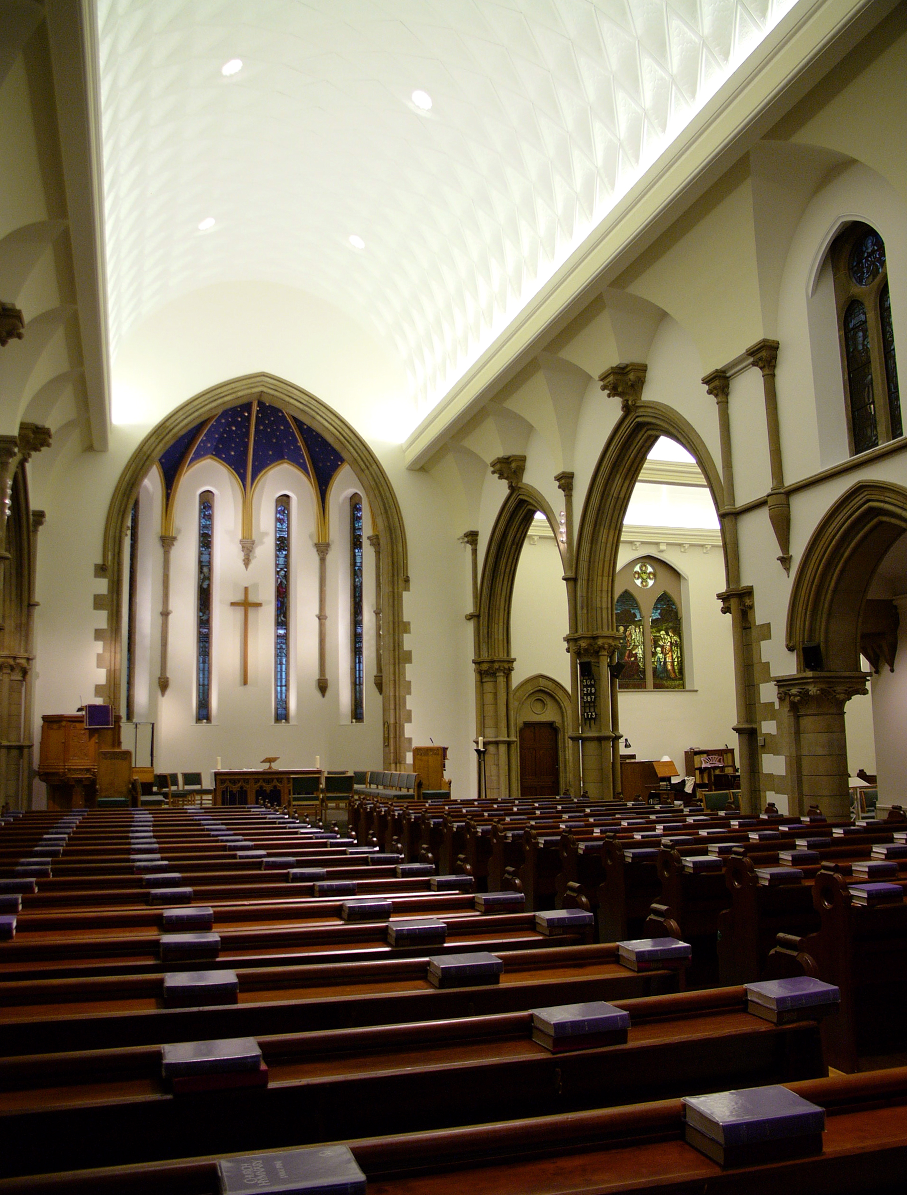 Mayfield Salisbury Parish Church