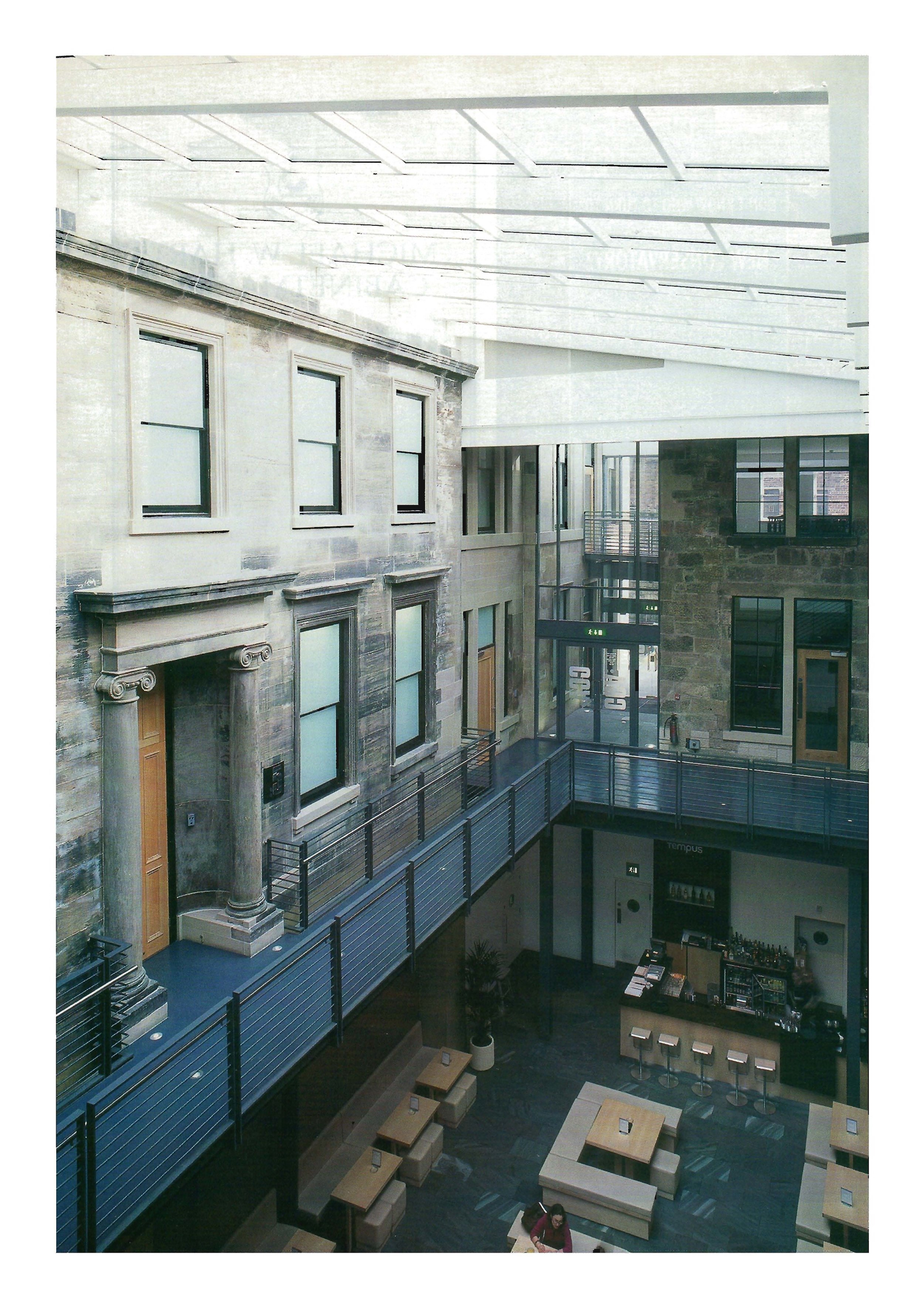 Intoxicating happenings: Glasgow Centre for Contemporary Arts
