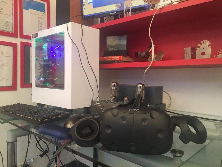 Virtual Reality Meets Lighting Design