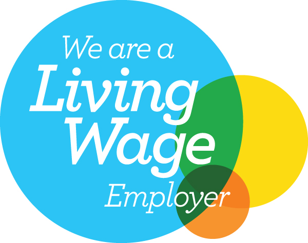 KSLD is a Scottish Living Wage Accredited Business