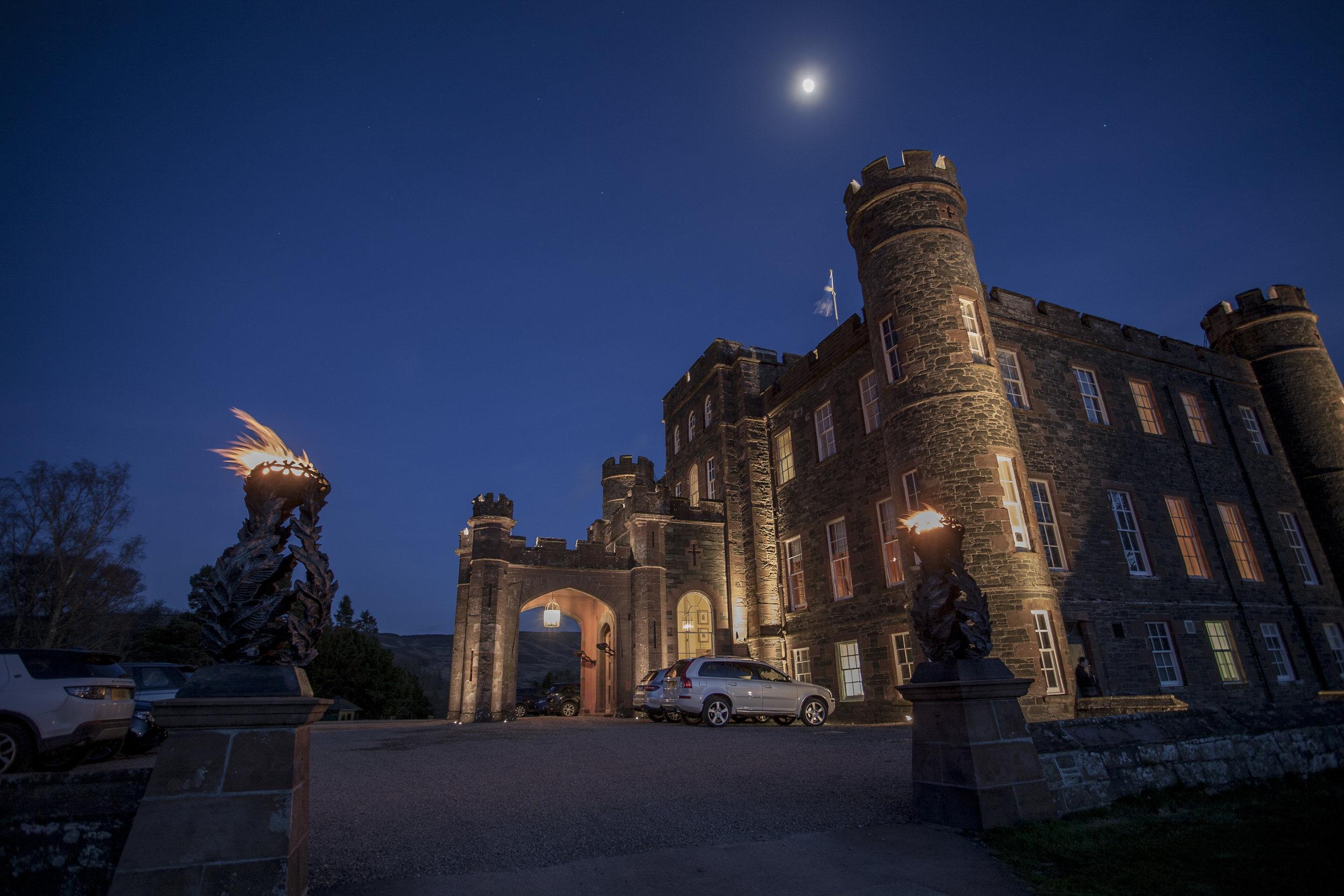 Stobo Castle