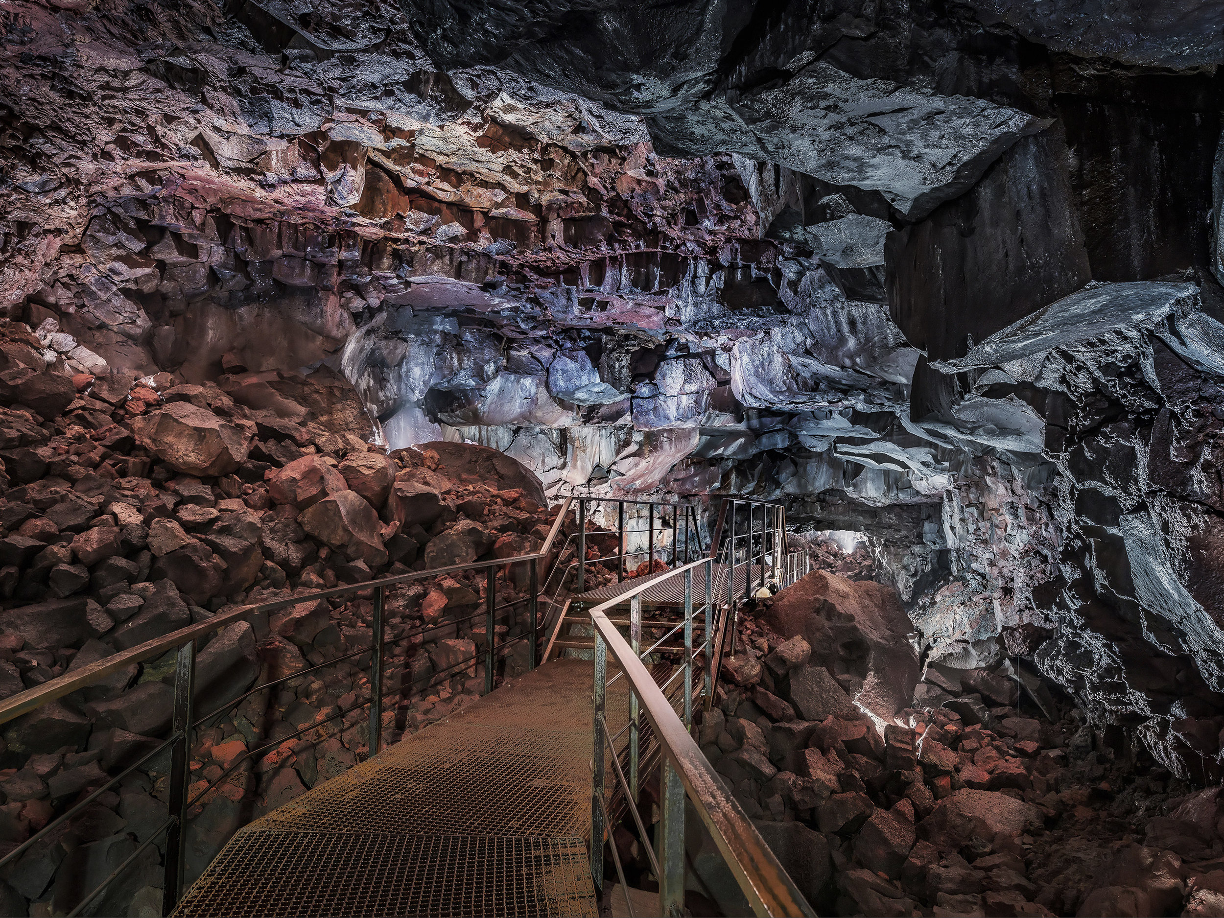 The Lava Cave, Raufarhólshellir