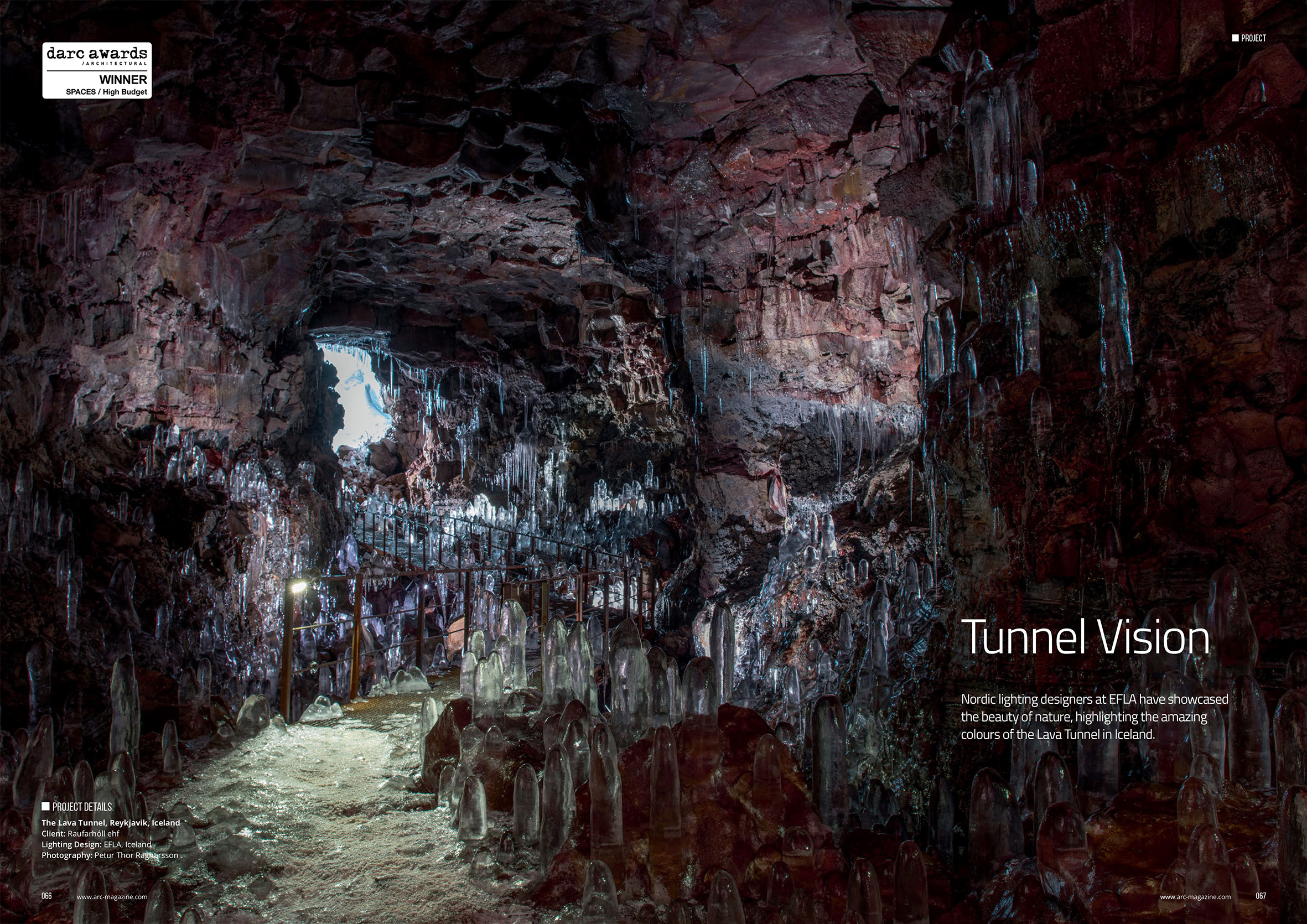 arc magazine_107_Lava Tunnel article_pp66-67w.jpg