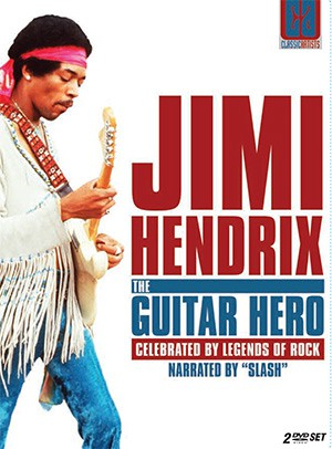 Jimi Hendrix The Guitar Hero