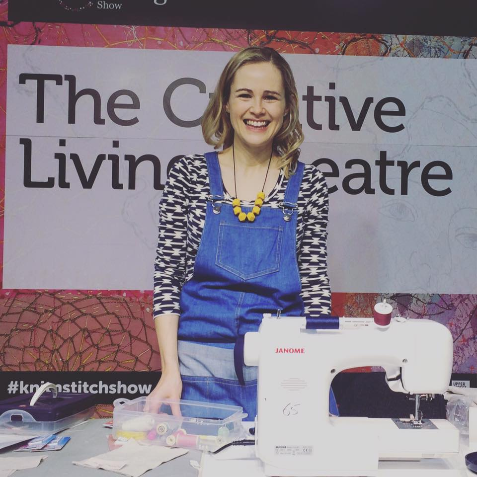 Photo from  The Knitting & Stitching Shows