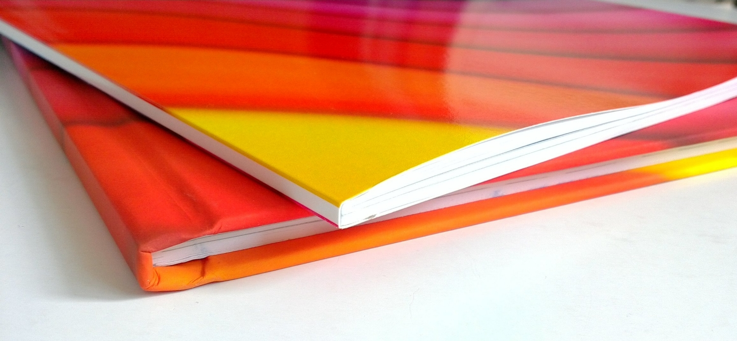 Softcover vs Hardcover binding
