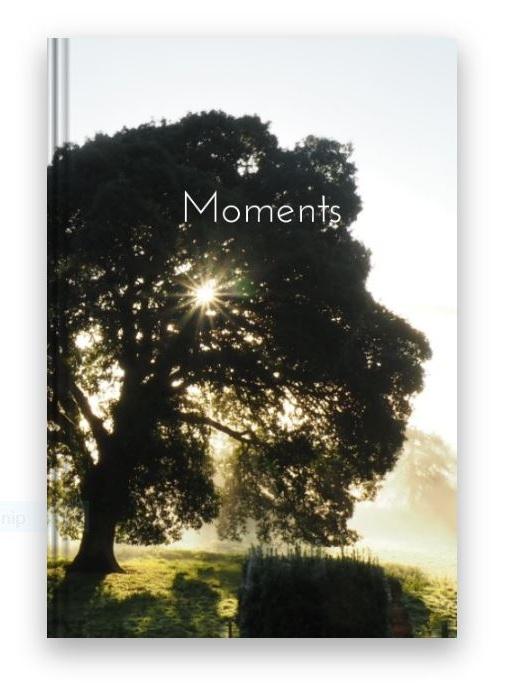 The Moments Journal | Jennifer Cockcroft