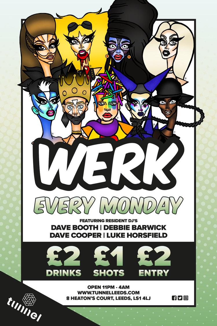 WERK - Every Monday.jpg