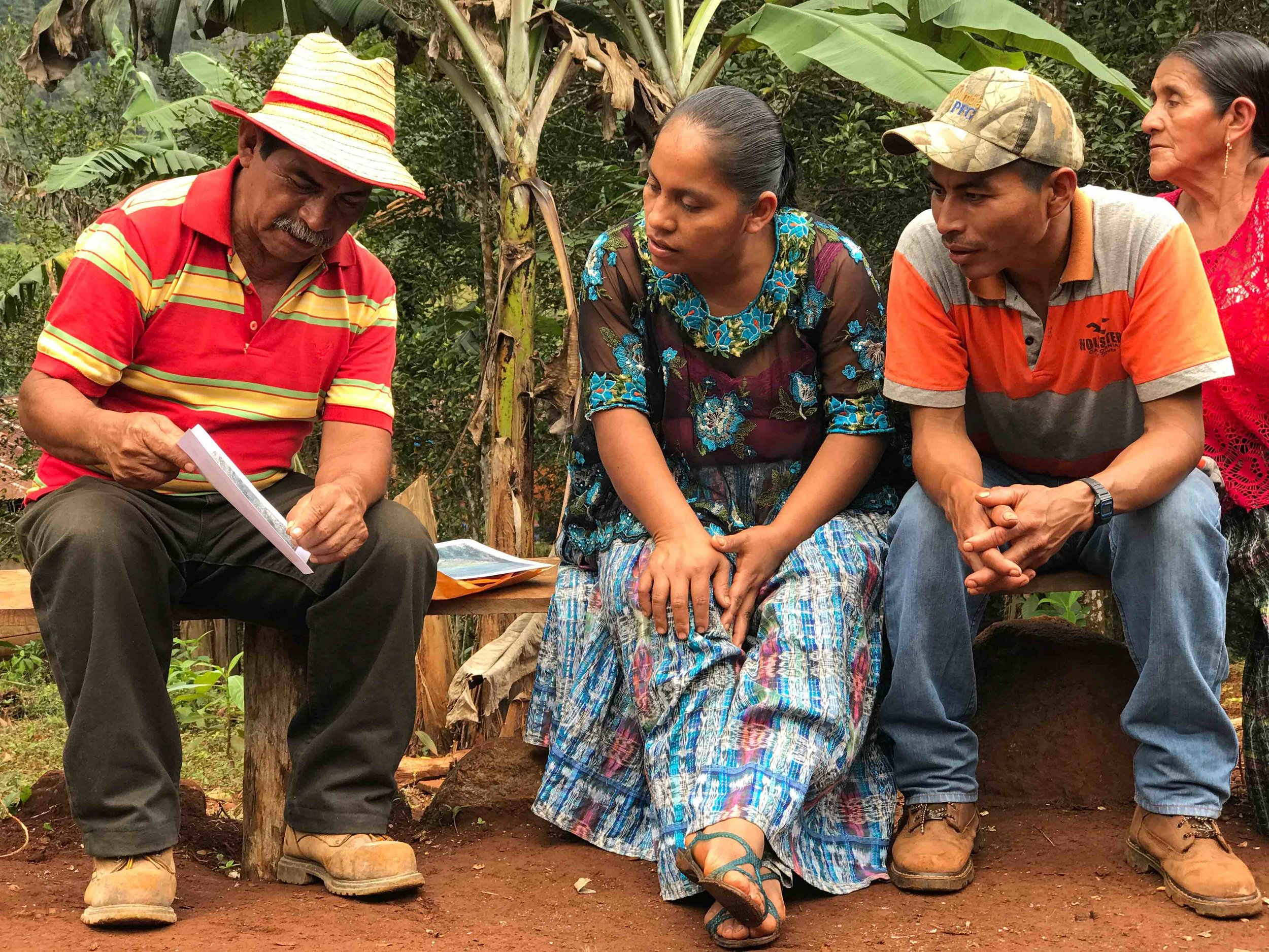 """Rodrigo Tot:""""My people told me 'Have no fear. You fight for us and we will support you.'"""" Picture: Goldman Environmental Prize 2017."""