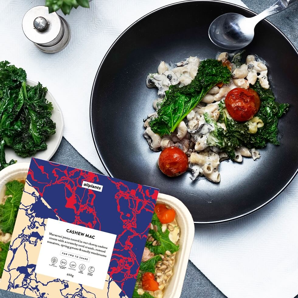 BEST VEGAN SERVICE - AllplantsThis 100 per cent plant-based meal service delivers delicious handmade meals from its kitchen to your freezer.