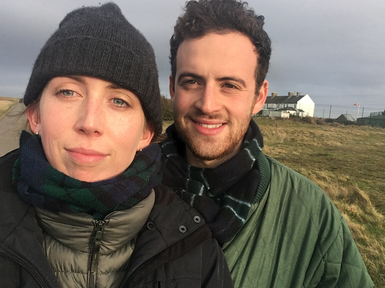 Melissa and Alon, volunteer teachers currently travelling from Brighton to the Balkans for Crisis Classroom.