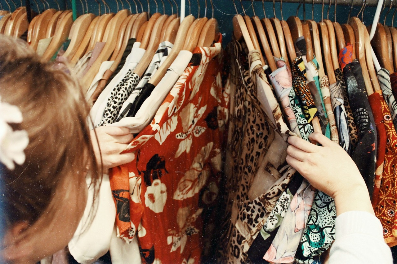 According to new stats commissioned by campaign group Traid, Londoners keep 23 per cent of their clothes, unworn. Picture: UnSplash.