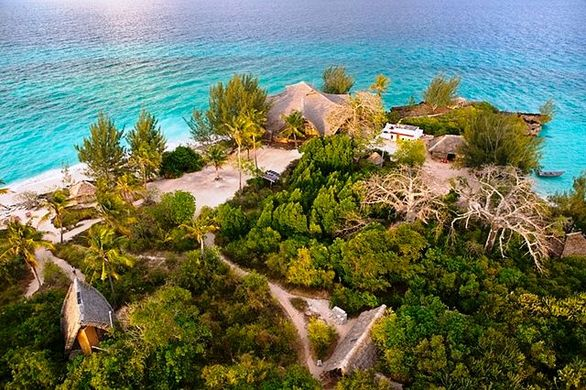 Chumbe Island Coral Park: raising awareness nationally about the beauty, vulnerability and ecology of marine and forest ecosystems.