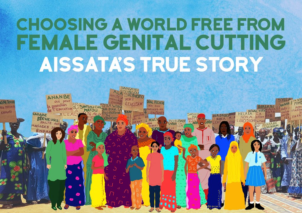 Aissata is the true story of a community renouncing female genital cutting. Picture: Positive Negatives.