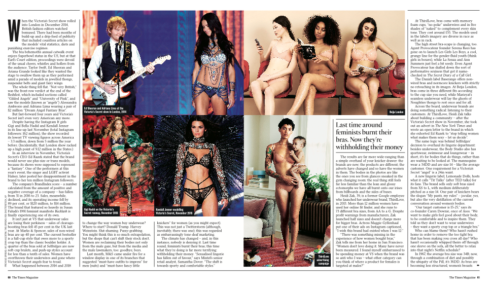 FEATURED IN THE TIMES MAGAZINE