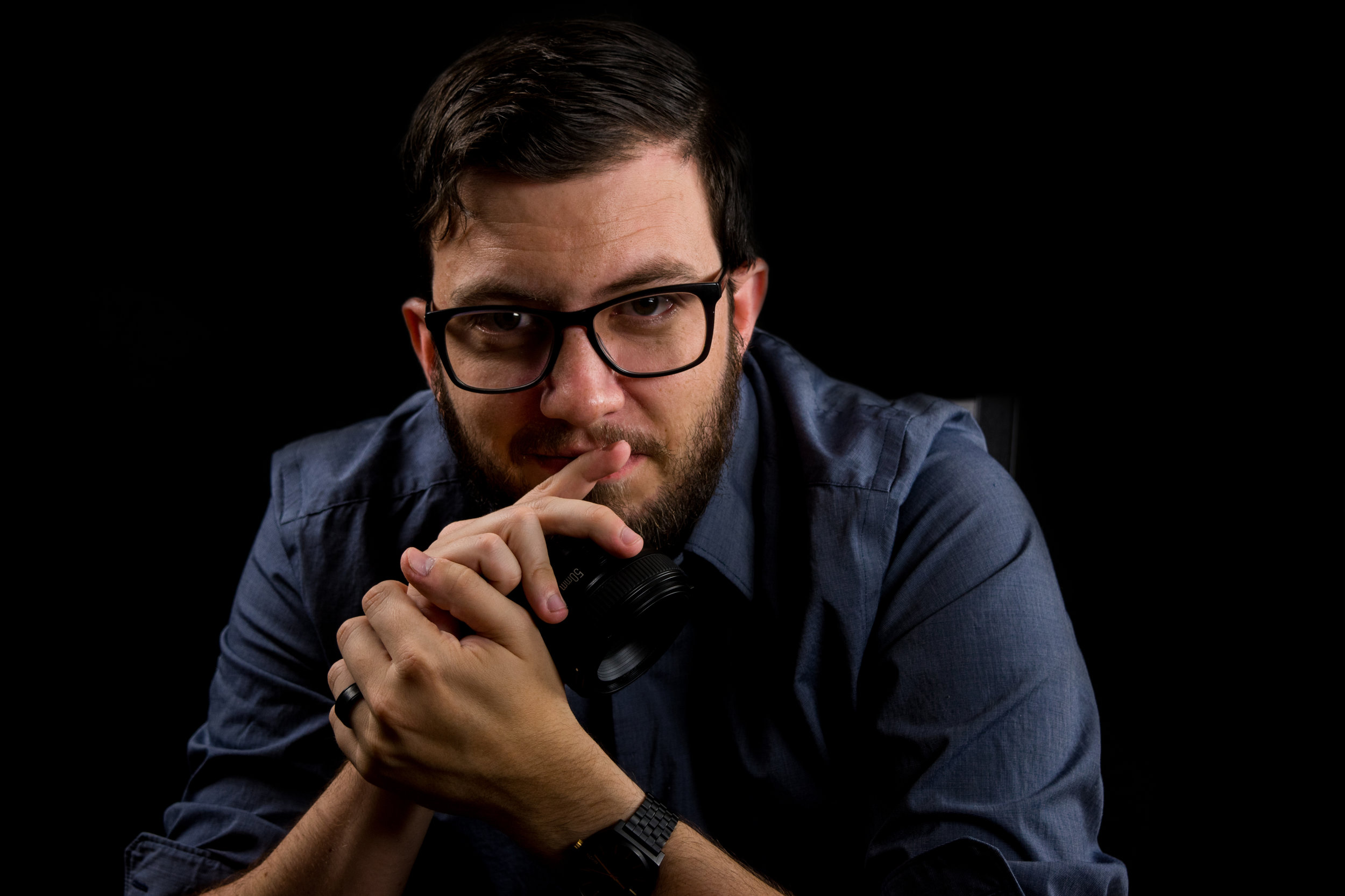 Matt Garrity, Studio