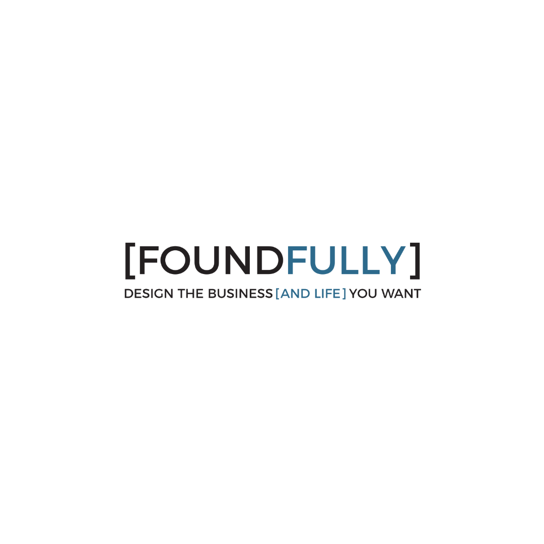 Foundfully - Business & Life Coaching   Coaching presentation and materials design