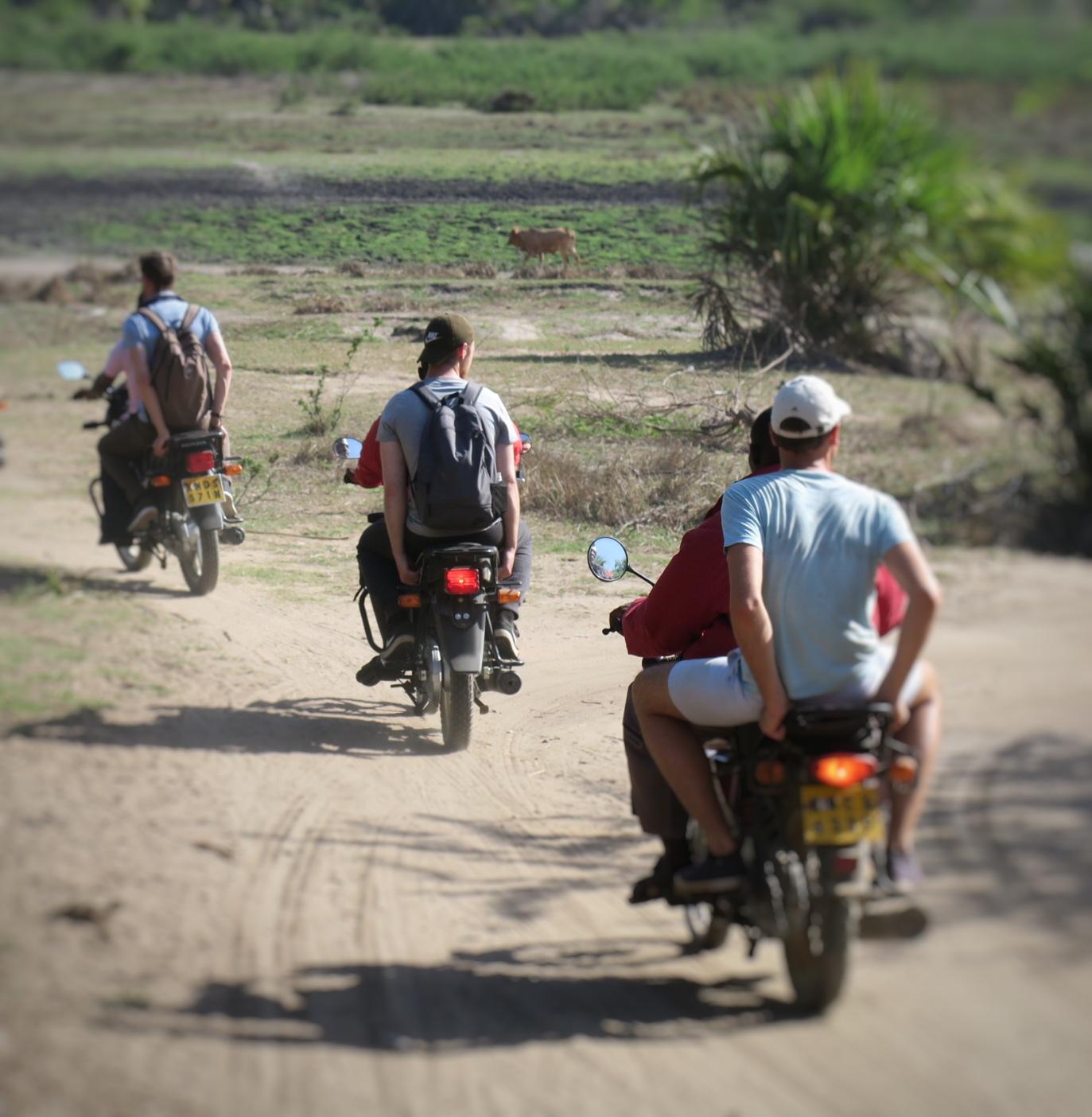 Motor Bike Safari to Lake Kenyatta
