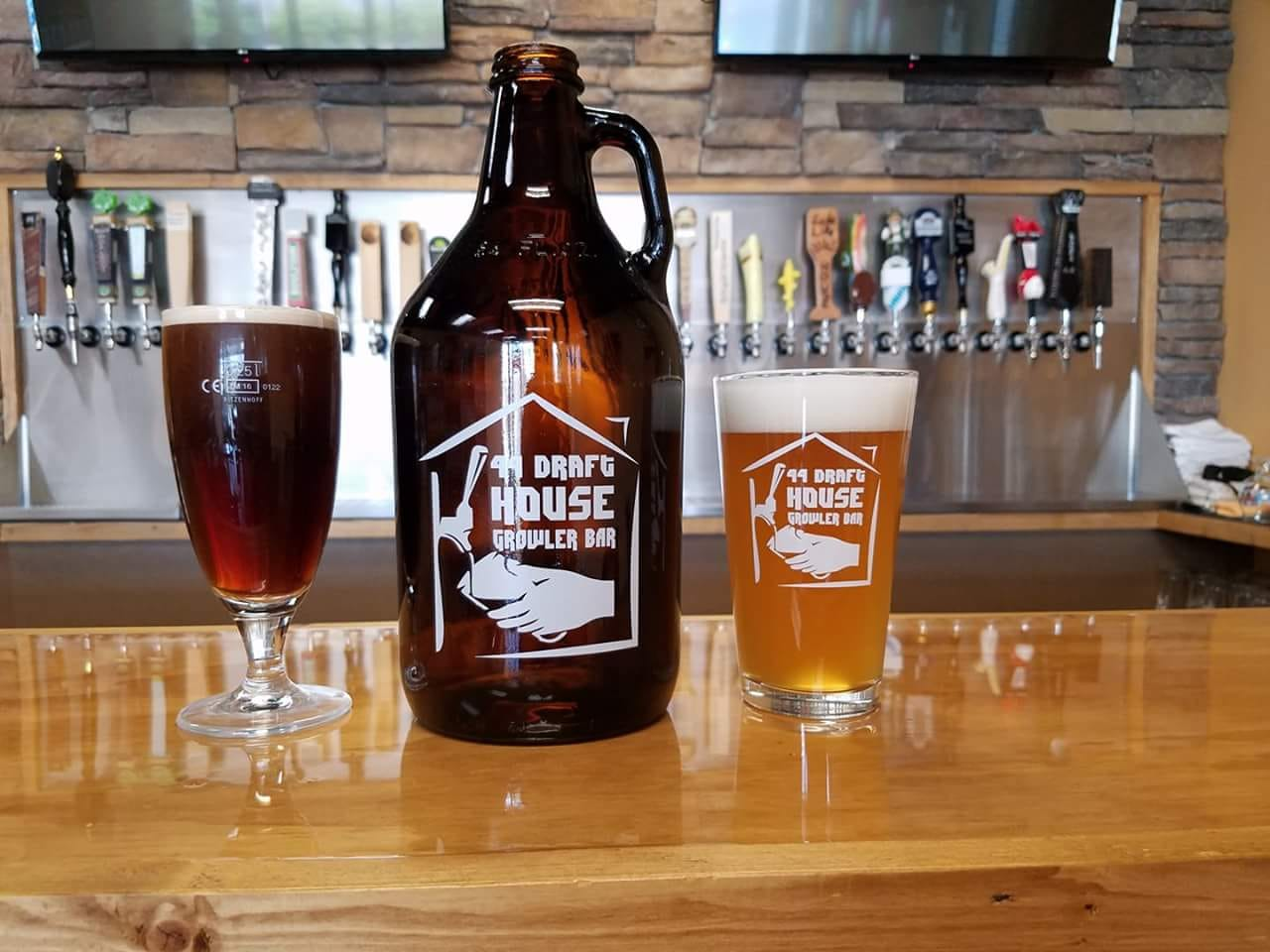 44 Draft House and Growler Bar | LakeOconeeLife.com
