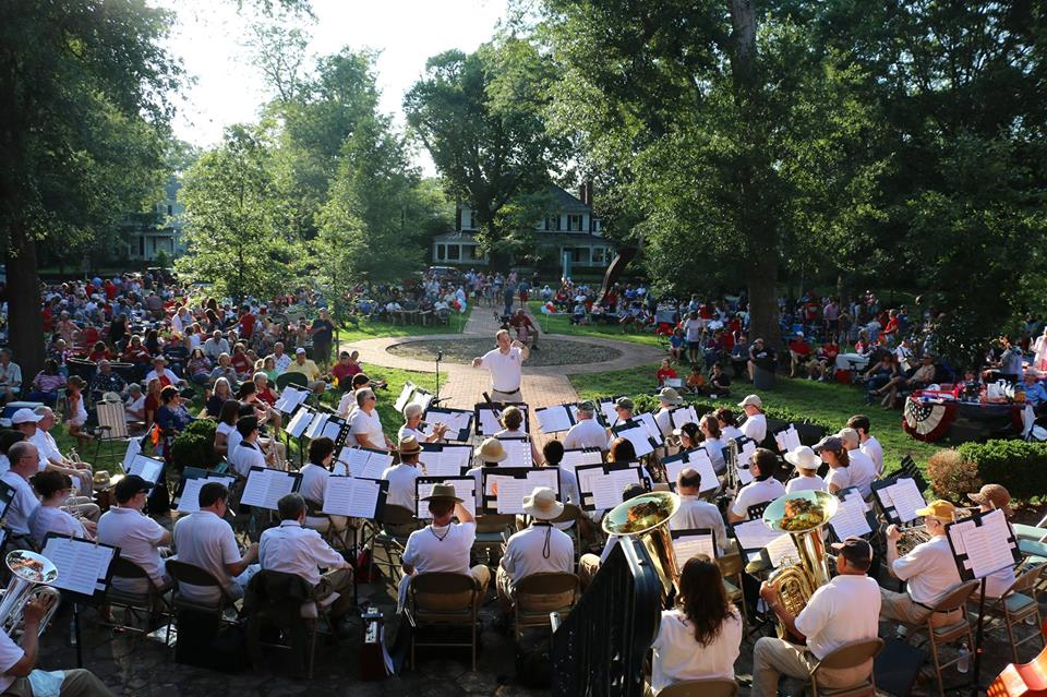 Independence Day Concert | LakeOconeeLife.com
