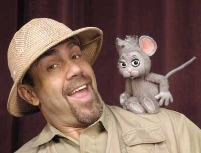 Lee Bryan the Puppet | LakeOnoneeLife.com