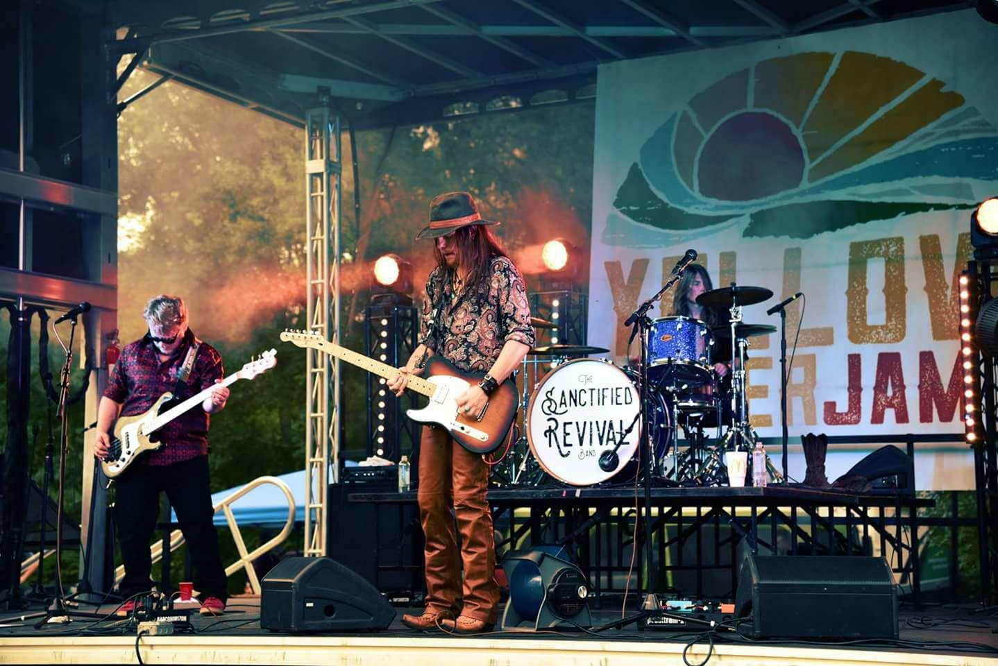 Sancified Revival Band |LakeOconeeLife.com