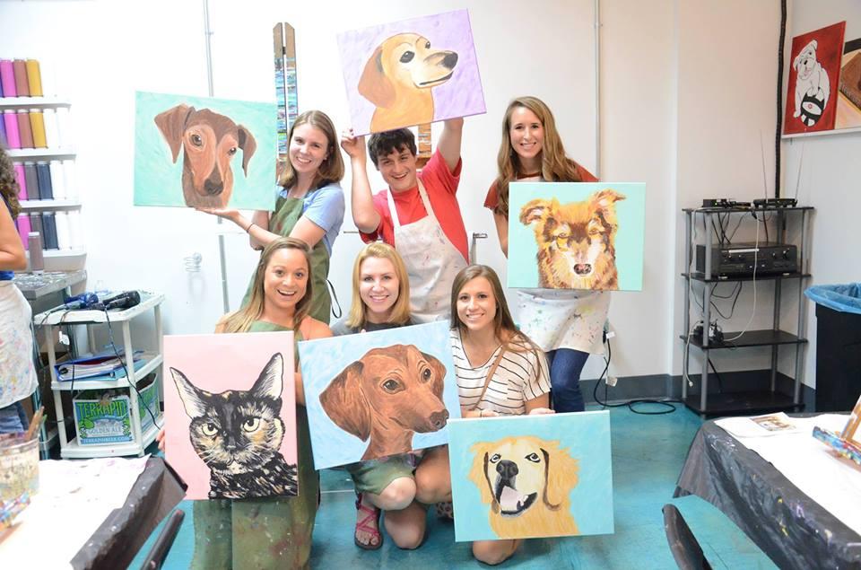 Paint your pet |LakeOconeeLife.com