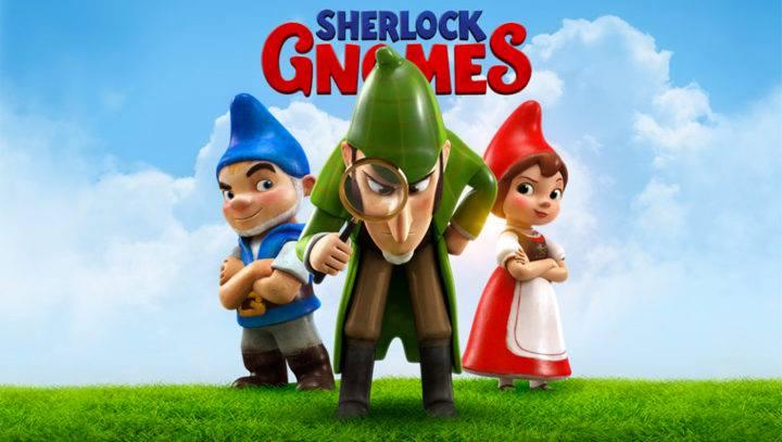 Sherlock Gnomes |LakeOconeeLife.com