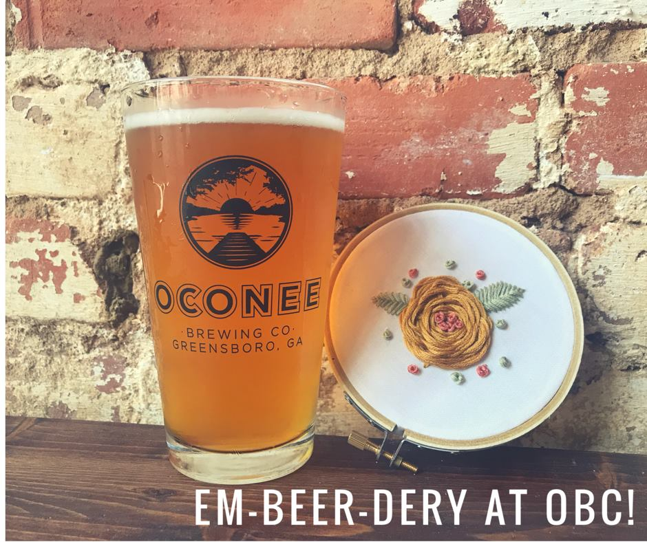 EM BEER - DERY AT OBC |LakeOconeeLife.com