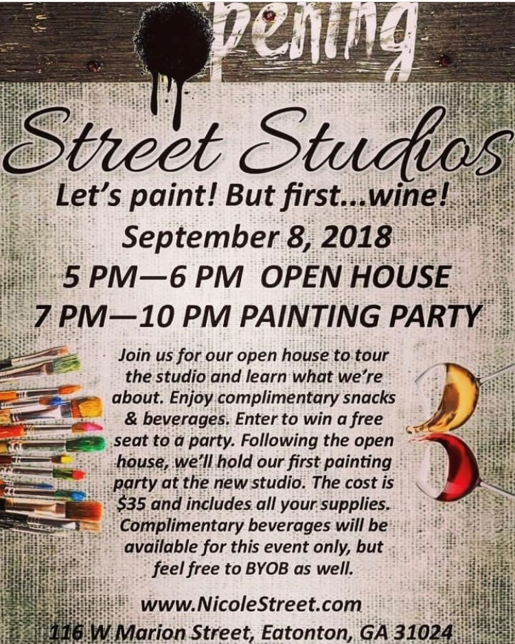 Street Studios |LakeOconeeLife.com
