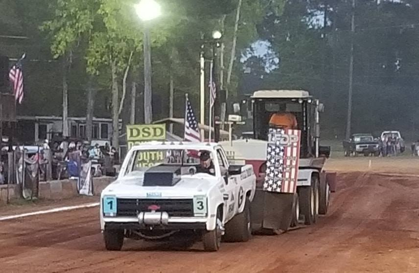Liberty Truck And Tractor Pull in White Plains — Lake Oconee