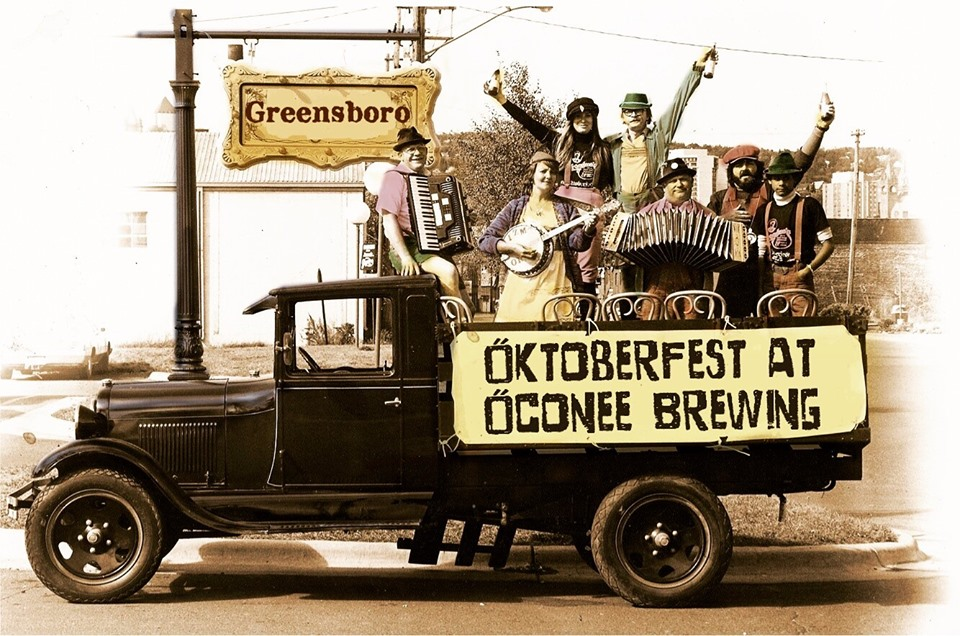 Oktoberfest At Oconee Brewing |LakeOconeeLife.com