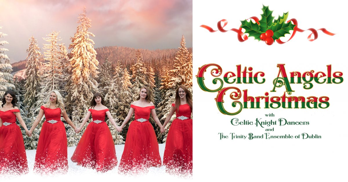 Celtic Angels Christmas 2021 Tour Celtic Angels Christmas Lake Oconee Life