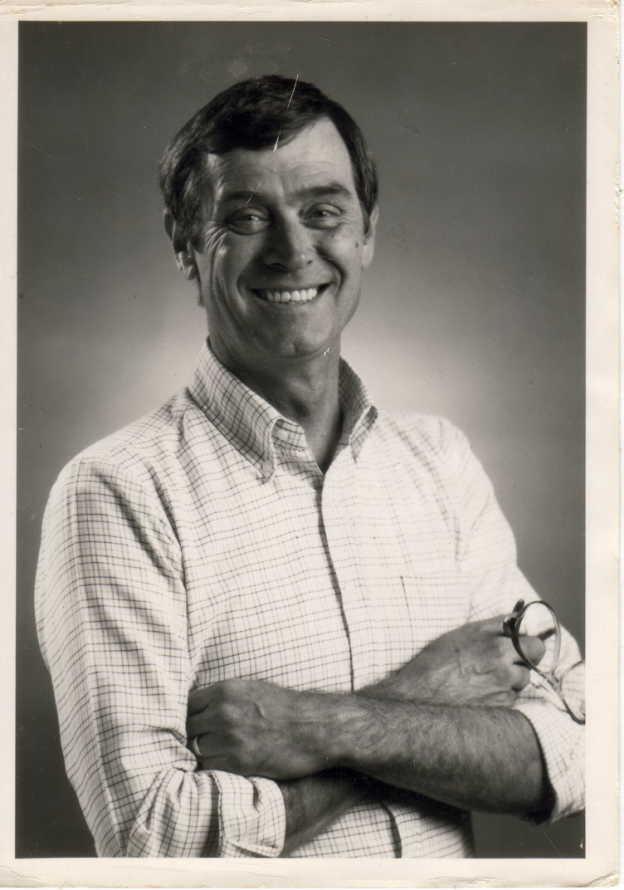 Circa 1984 Richard German while he worked at Perkin Elmer