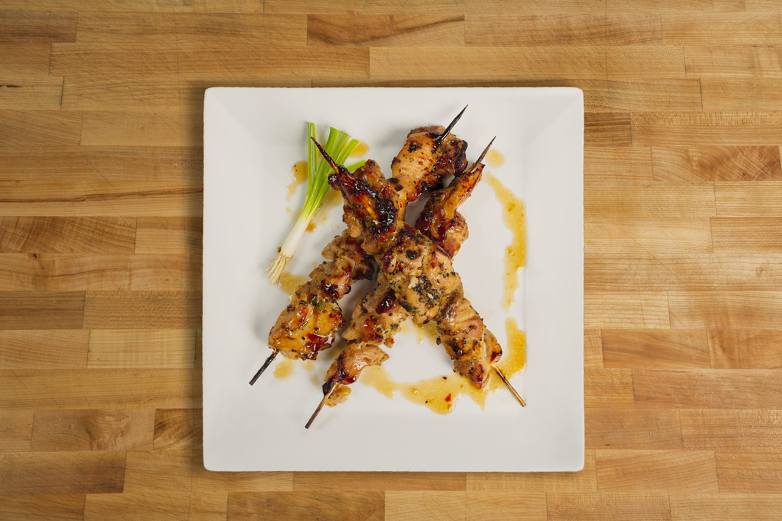 Asian Chicken Kabob