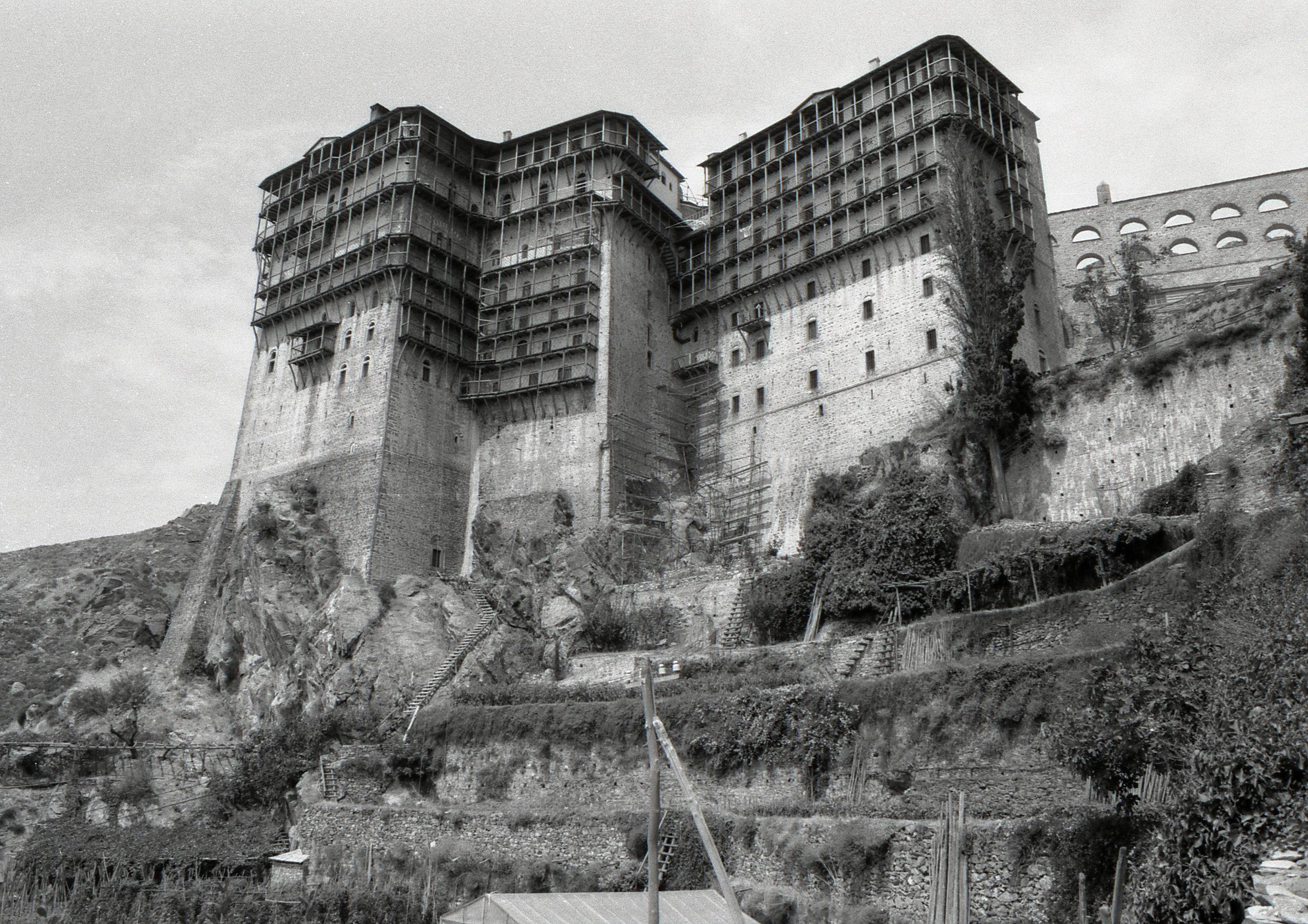 Mt Athos by JJ Hunt