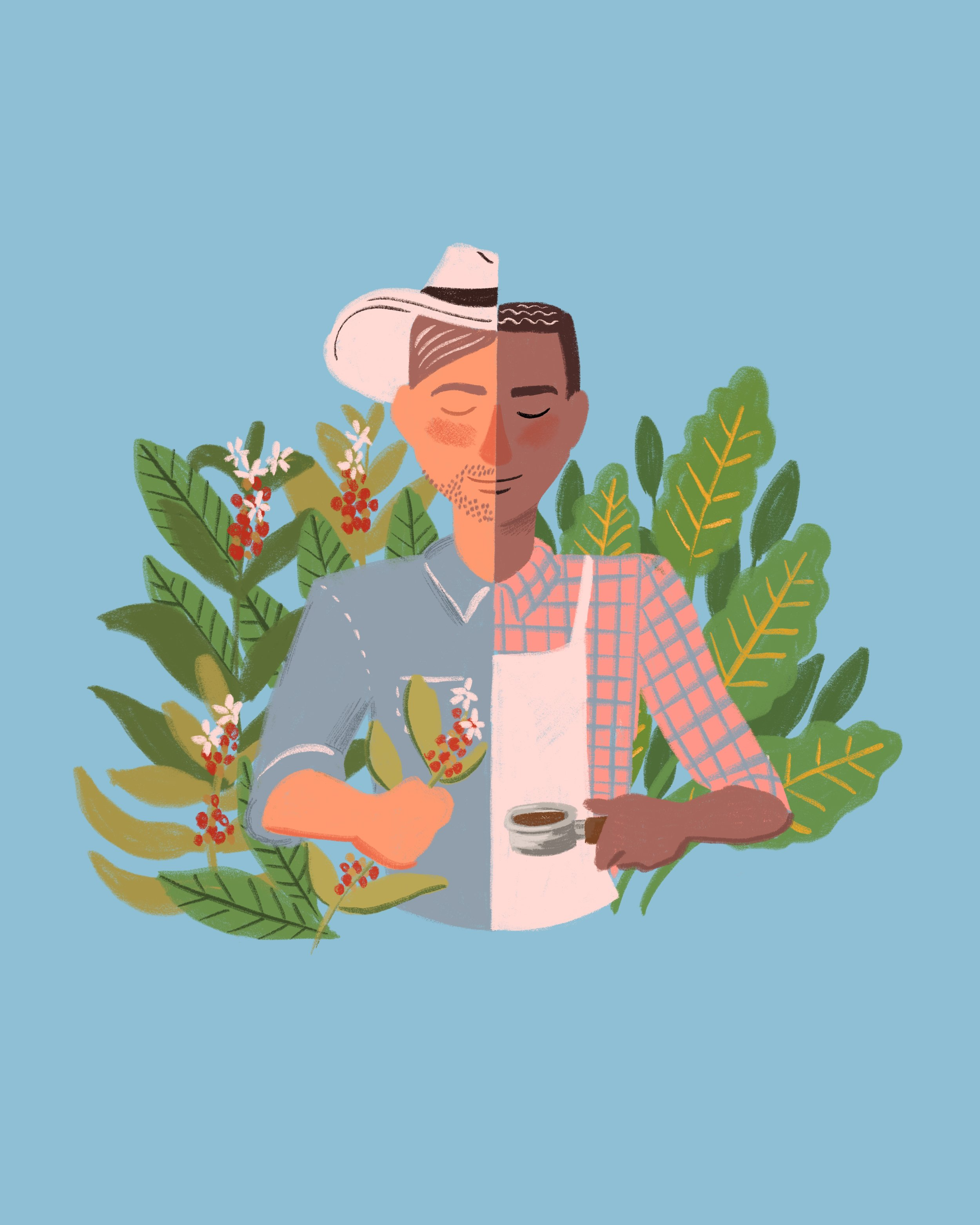 The Best Coffee Of All Is Coffee For All- Colombia