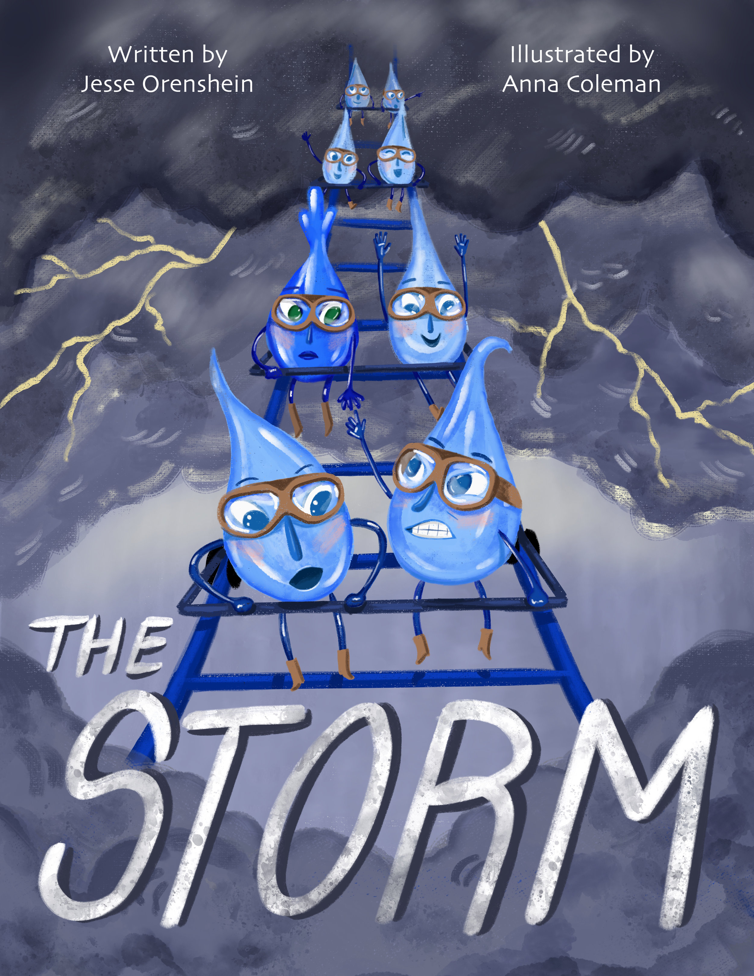 The Storm by Jesse Orenshein