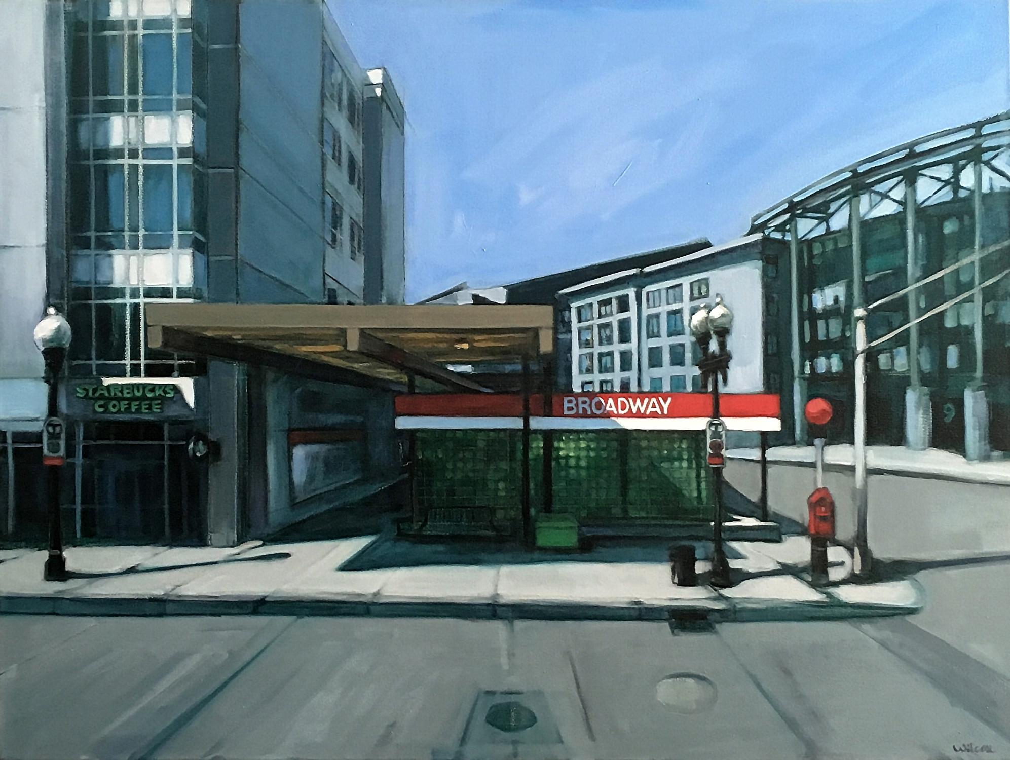 Broadway Station, South Boston