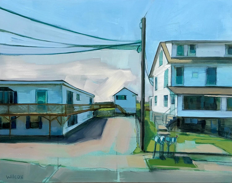 Marsh Houses
