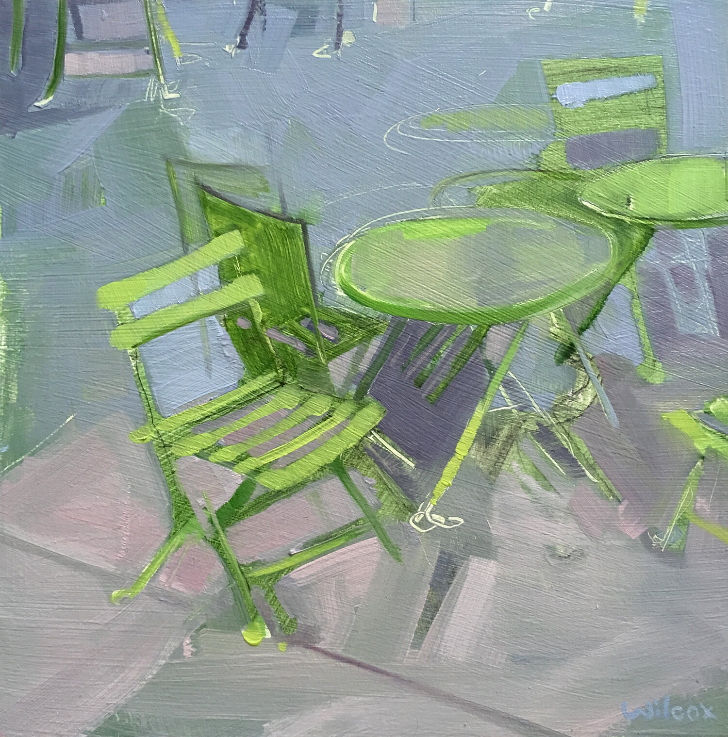 Cafe Tables #2