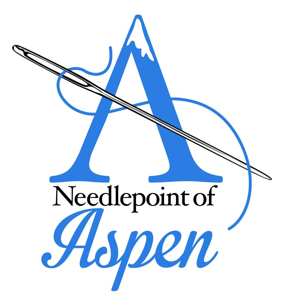 Needlepoint of Aspen