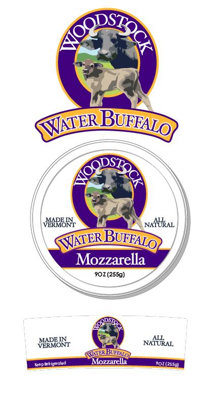 Woodstock Water Buffalo
