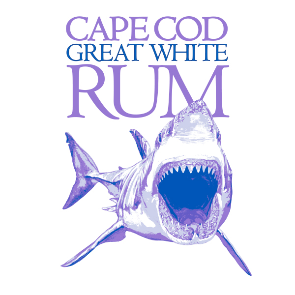 Logo for Cape Cod Great White Rum