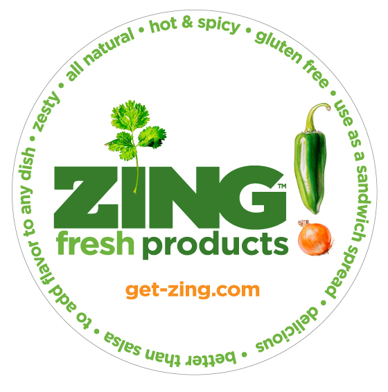 Zing! tub label