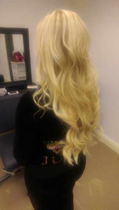 Mini Tip Hair Exensions 22Inches